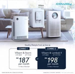 Coway Promo 4