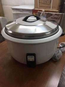 Rice Cooker Restoran 10Liter SetNew Baru