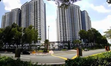 LOW PRICE Endlot Suasana Lumayan Condominium 1142SF