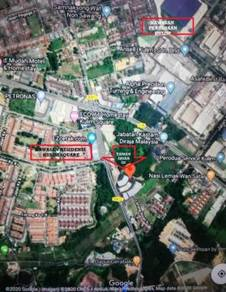 KULIM LUNAS - Fully New Commercial Shop Lots For Sales - RM400K Above