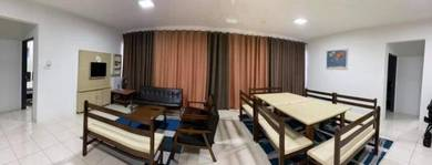 BIGGEST UNIT Puncak Hijauan Apartment (Fully Furnished) Bangi
