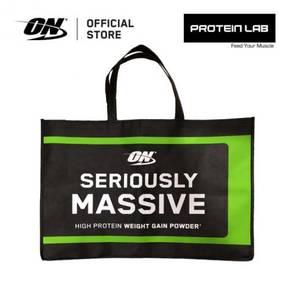 Optimum Nutrition Serious Massive Woven Bag