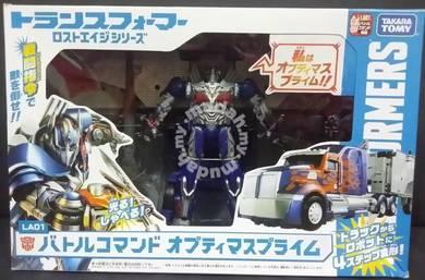 Takara Tomy Optimus Prime LA 01 (Transformers)