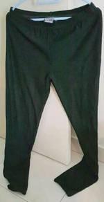 Toms girl brand ladies black long pants clothes