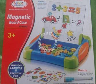 First Classroom Magnetic Board Case