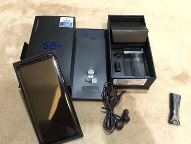 Samsung S8 Plus 64GB ROM 4GB RAM