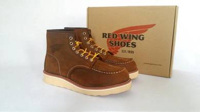 Redwing Dark Coffe Ready Stock