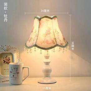 Table light with 3w led bulb