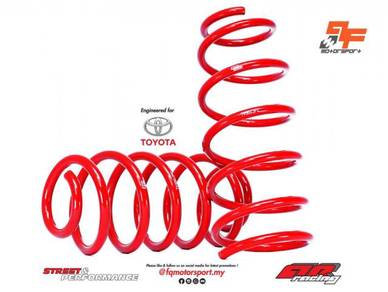 AR Racing Sport Spring For Toyota Vios Year 13-19