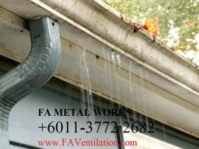 Roof Water Leakage / Gutter Repair RAWANG BANTING