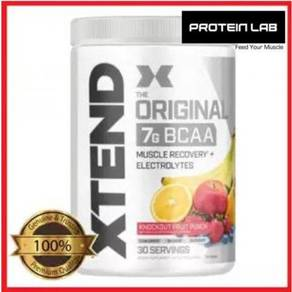 New Scivation Xtend BCAA 30 servings