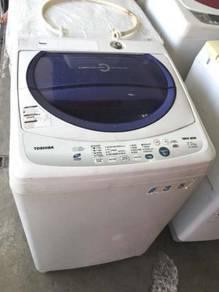 7.2kg Washer Mesin Basuh Machine Automatic Washing