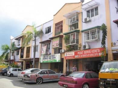 Shop Apartment Taman Orkid, Bt 9 Cheras