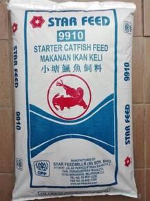 Star Feed 9910 Ikan Keli Catfish Fish Feed 20kg