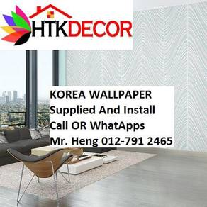Design Decor Wall paper with Install 992PW