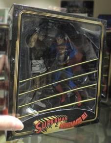 NECA Superman VS. Muhammad Ali action figure