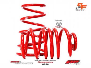 AR Racing Sport Spring For Toyota Yaris XP150