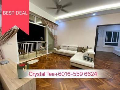 Quayside 1371sf 2 Bedrooms, Fully Seaview, Tanjung Tokong