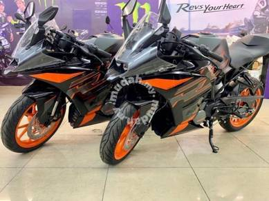 KTM RC200 V3 (Promosi Ready Stock) Free Apply