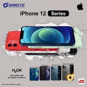 APPLE iPhone 12 PRO (256GB) 100% DIJAMIN ORI MYset