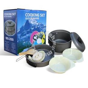 Ds 200 Camping Cooking Set