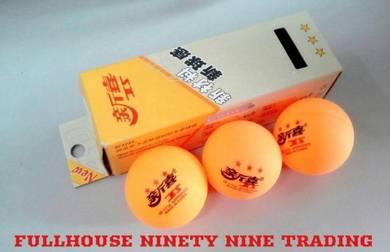 Bola Ping Pong 3 Star