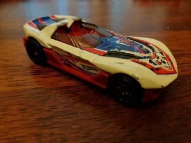 Convertible Roadster R0932 Mattel Hot Wheels