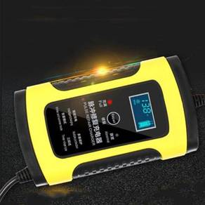 12V 6A Car Battery Charger w/ Repair Function