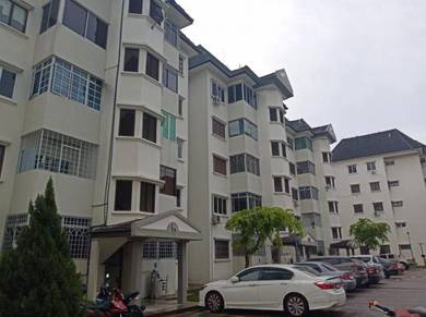 [FREEHOLD, 1010SQFT] SRI TANJUNG APARTMENT, in BANDAR PUCHONG JAYA