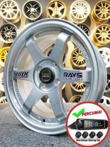 Promosi New Sport Rim RAYS TE37-SL 15