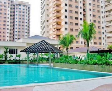 COMPLETELY FURNISHED MUST VIEW - Pelangi Condo Full Frnshd