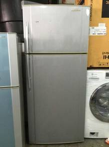 2 Pintu Refurbish Panasonic Door Freezer Fridge