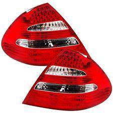 Mercedes Benz E Class W211 LED Tail Lamp 03-06Y