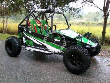 ST4 1000cc Two Seater Rangcar Buggy