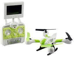 Skyhawk eye fpv drone white