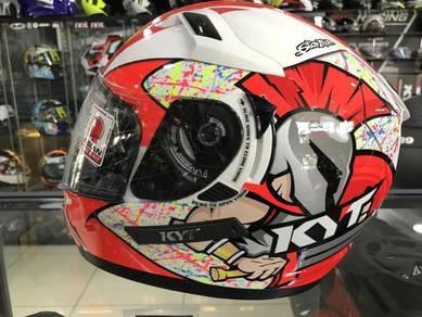 KYT Venom Fullface Simone Corsi Motogp Edition
