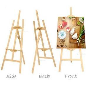 Wooden Easel Stand / Poster Stand 10