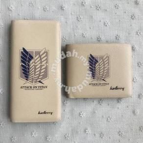 Attack of titan wallet