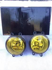 Perodua alza 2014-17 oem yellow fog lamp