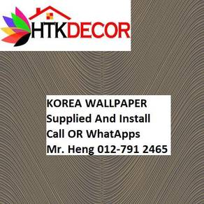 Wall paper with Installation for your HOME 332TW