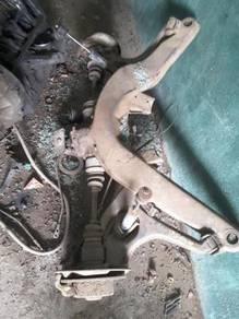 Mercedes w115 rear axle