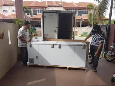 Freezer Baru -750L Ready * New