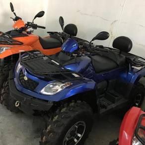 ATV motor feihsen 600cc 4x4 (sabah)