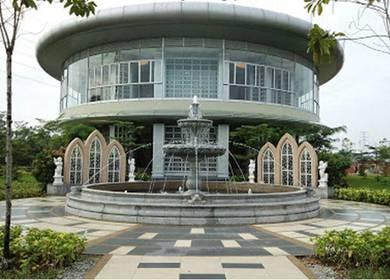 Christian Columbarium (double lot) at Nirvana Shah Alam Memorial Park