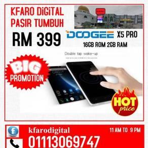 New- DOOGEE- X5 Pro