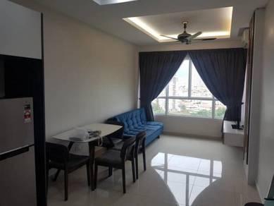 Tropicana Bay Residences at Penang World City, 615 sq.ft