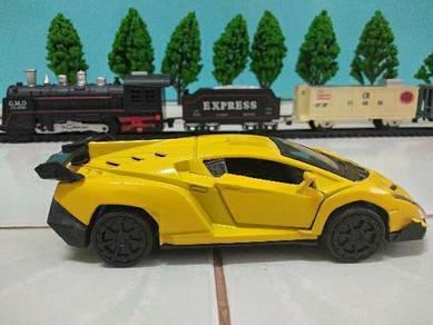 1:36 Lamborghini alloy with lights