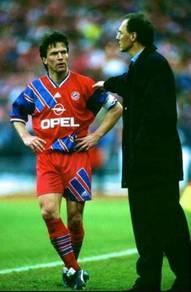 VINTAGE RARE JERSEY Bayern Munchen Munich 93 HOME