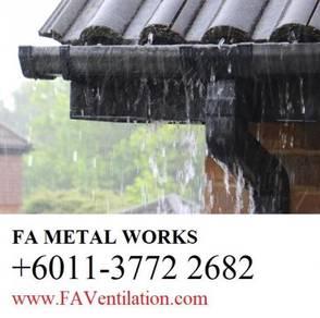 Roof Water Leakage / Gutter Repair PORT KLANG MERU
