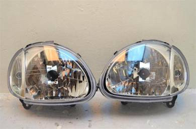 Perodua Kelisa Headlamp lamp lampu High Quality